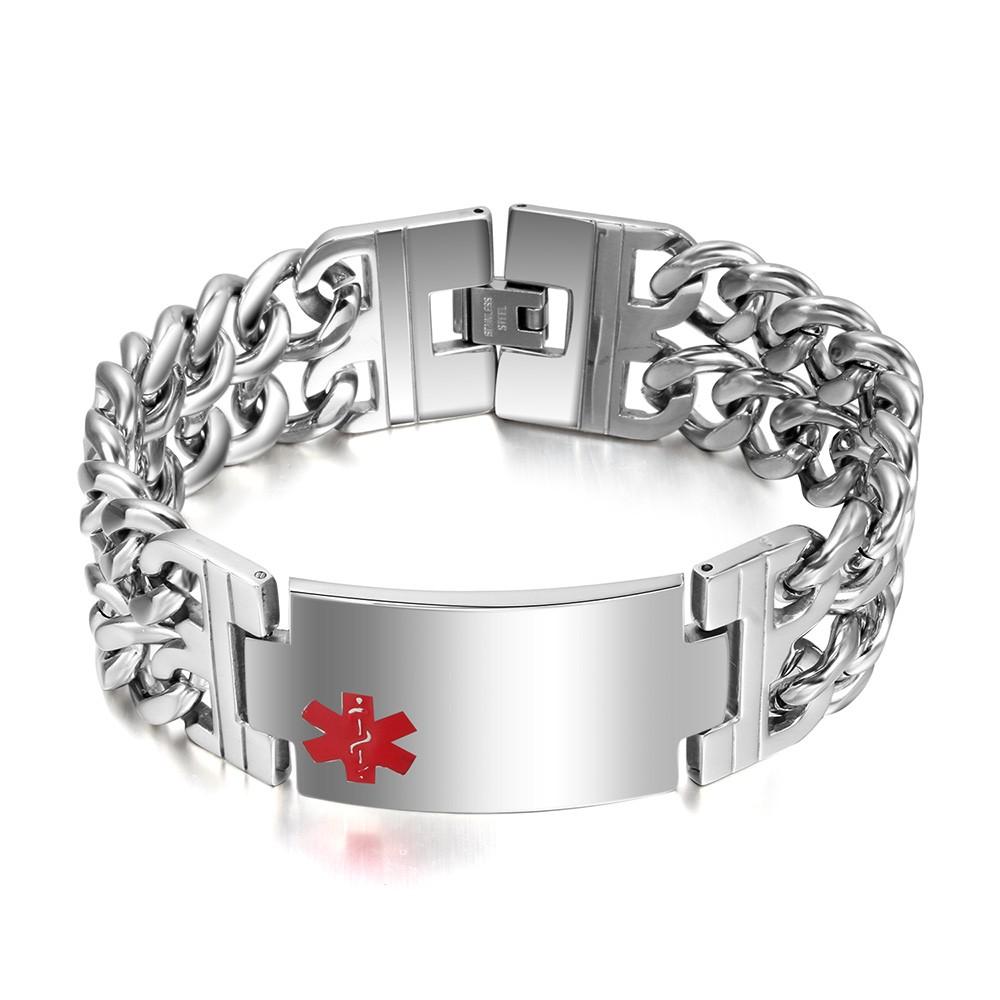 Special Chain Design 925 Sterling Silver Bracelet