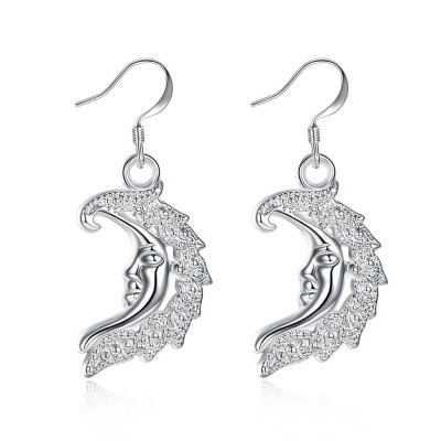 Fashion Design S925 Silver Earrings
