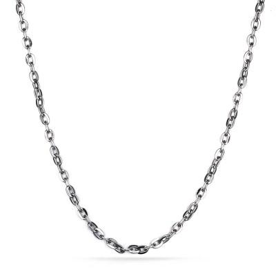 Silver Titanium Steel Chains