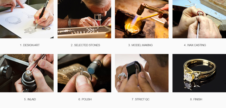 Joancee Jewelry Making Process